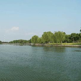保护水体环境