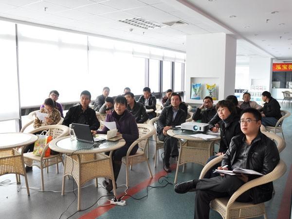 泓宝-公司培训照片