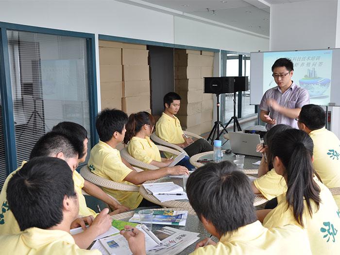 湖北生物科技职业学院技术培训