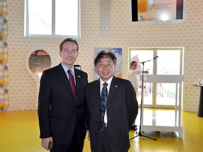 泓宝-国际交流合作