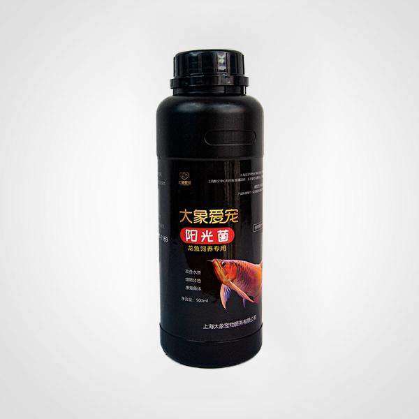 龙鱼-阳光菌(500ml)