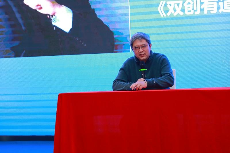 6、上海崇名言选、社交厨房和众筹有道创始人高鹏先生介绍社交厨房和绿农优选合作